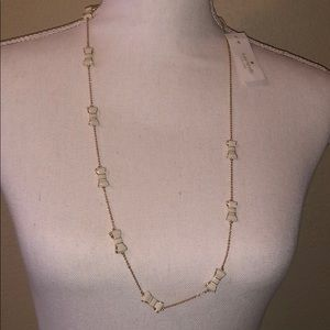 Kate Spade NWT Necklace cute lace design